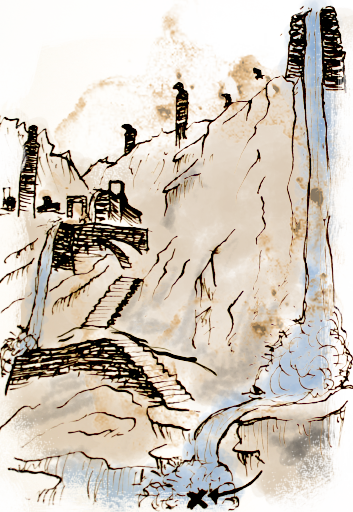 Skyrim:Treasure Map V - The Unofficial Elder Scrolls Pages (UESP)