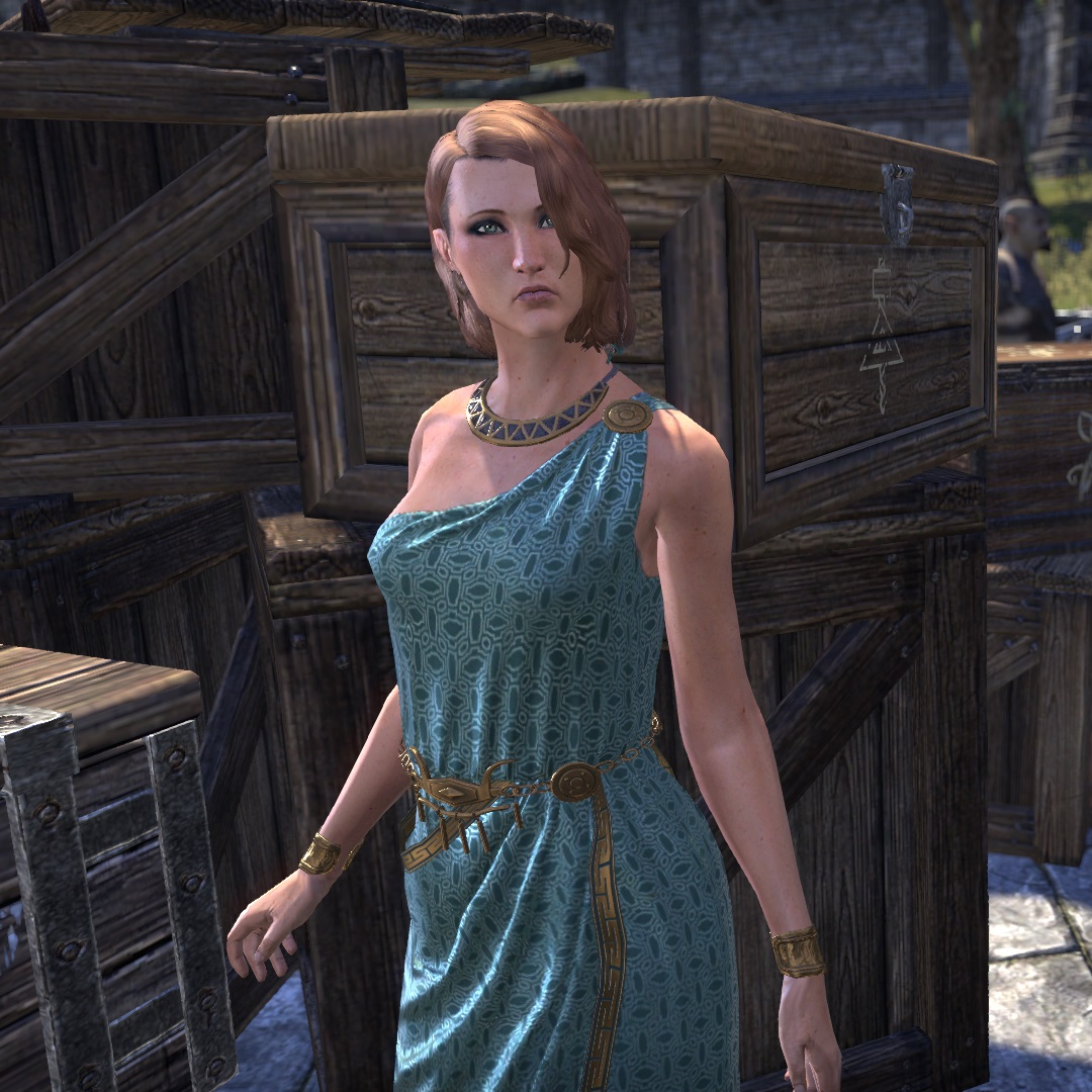 When Will We See This Hairstyle In Crown Store Elder Scrolls Online