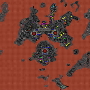 Oblivionrandom oblivion world 4 the unofficial elder scrolls key to map random oblivion world 4 gumiabroncs Choice Image