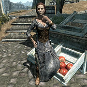 Skyrim Ysolda The Unofficial Elder Scrolls Pages Uesp