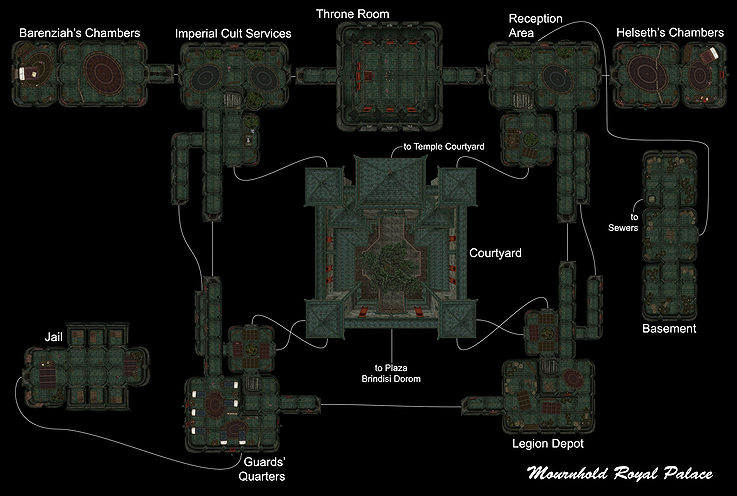 Mournhold Royal Palace