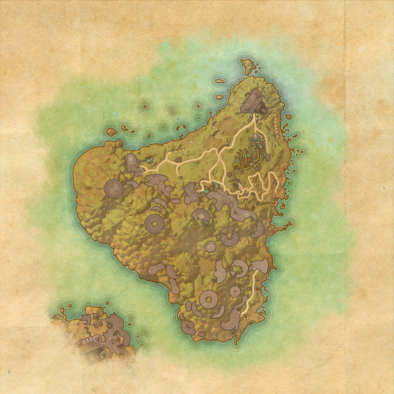 A map of Artaeum