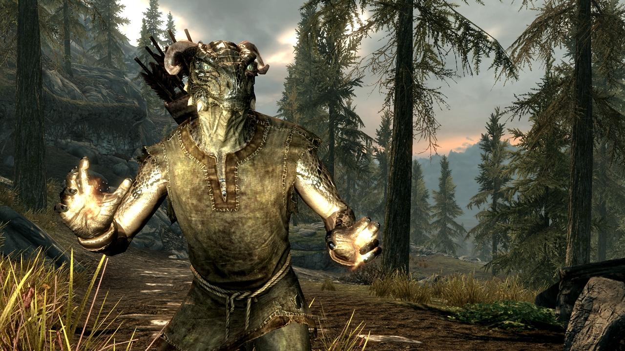 The elder scrolls v skyrim 2011