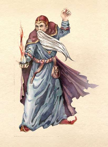 Character Creation IV: Skills OB-class-Mage