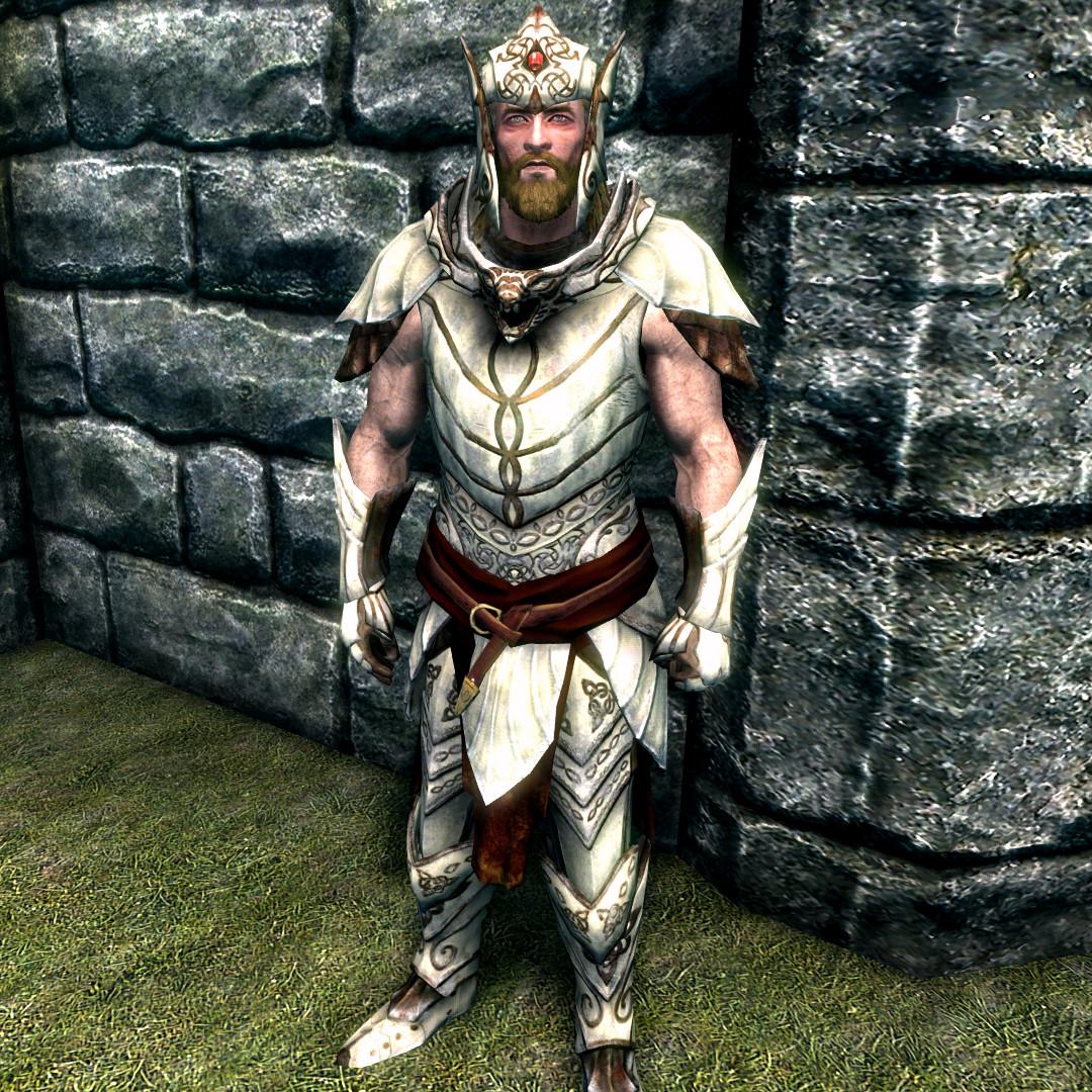 snow elf armor