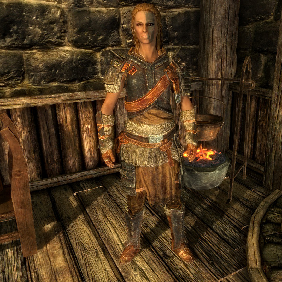 Hot Chicks of Skyrim!