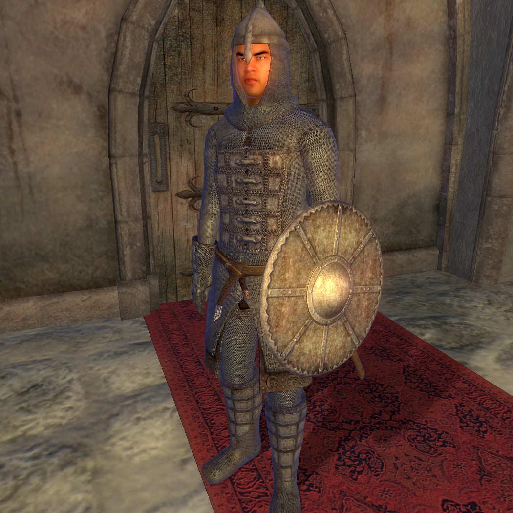 Oblivion Armor Mod