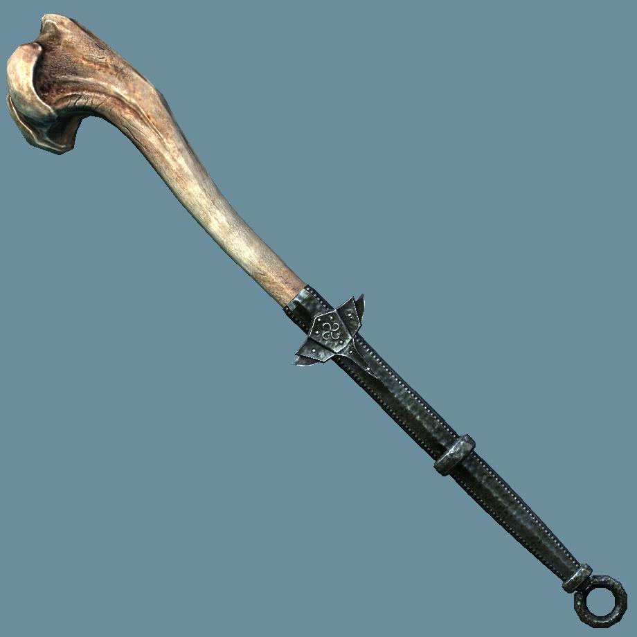 Cudgel Weapon -...