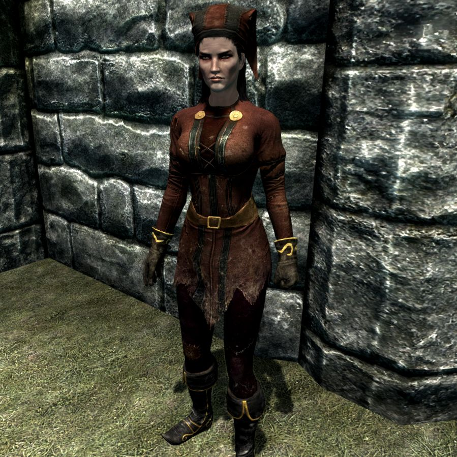 Female armor and texture mods for the non-pervert? : skyrim