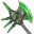Glass War Axe