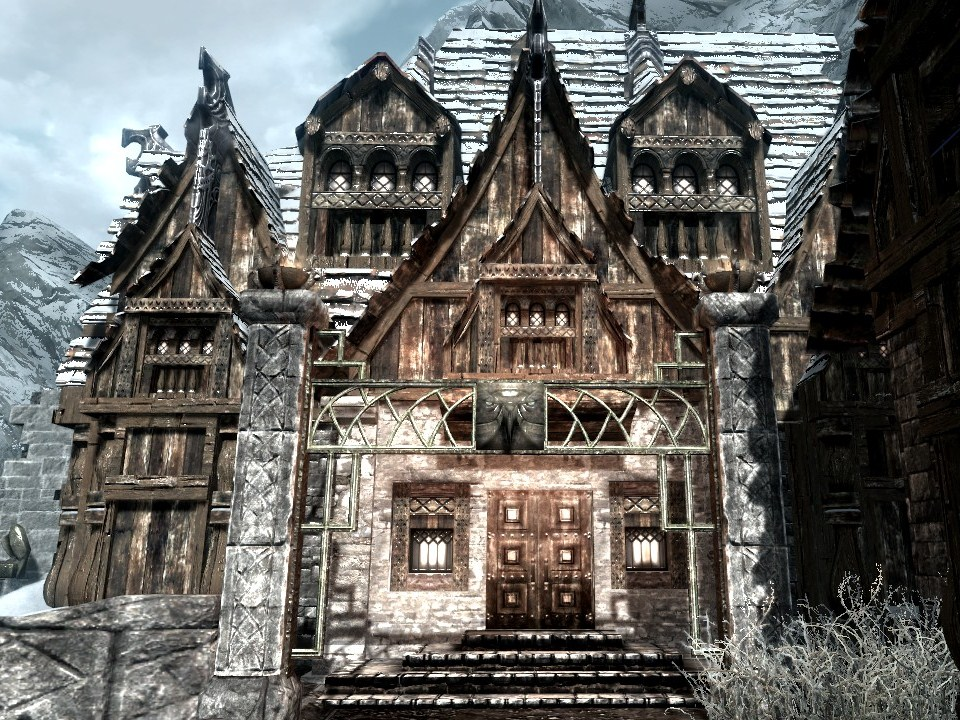 how to get property in skyrim hearthfire