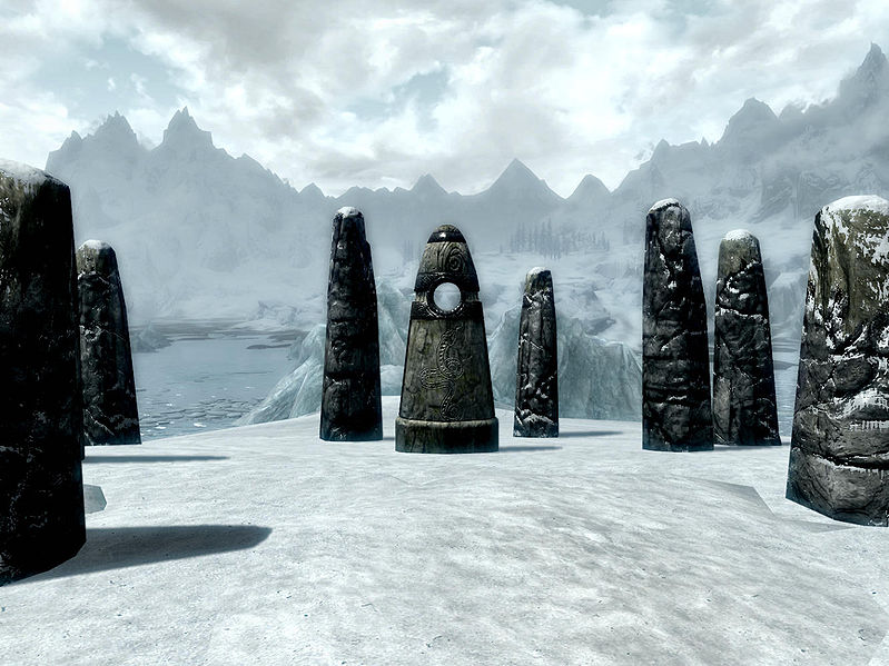 Where is the Thief mundus stone in Morrowind (Vvanderfell ...