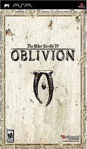 PSP-cover-Oblivion (PSP) Box Art.jpg