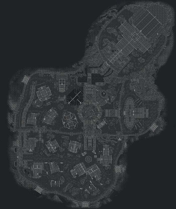 Map of Whiterun