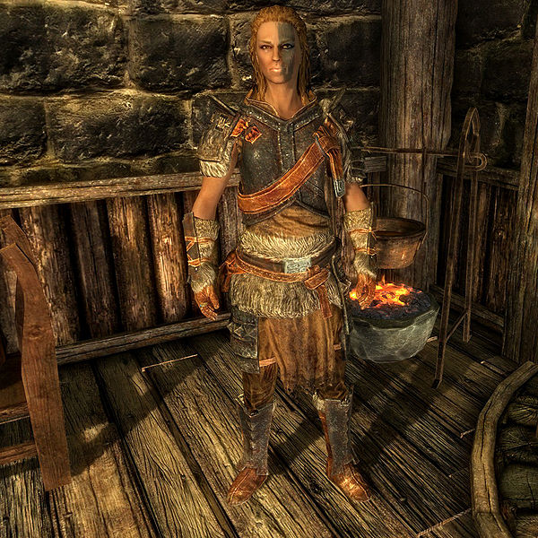 UESP Forums • View topic - Follower changes Armour ...  UESP Forums •...