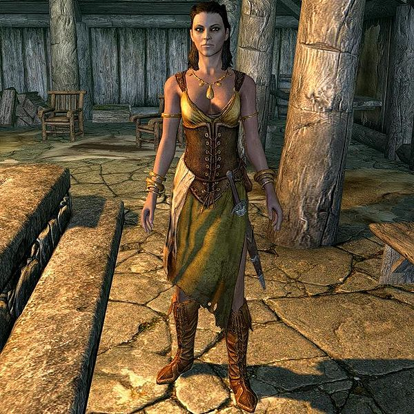 Who did you Marry in Skyrim? [Archive] - XboxAchievements com