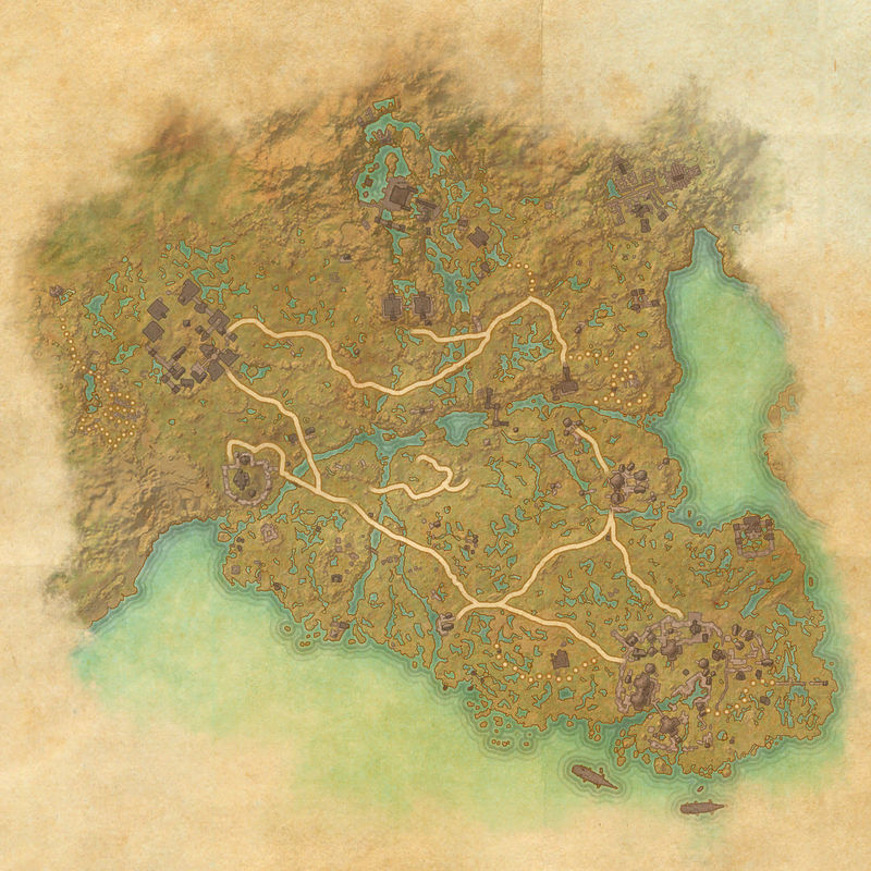 Map of Murkmire
