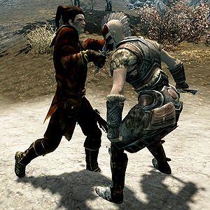skyrim how to get into dark brotherhood