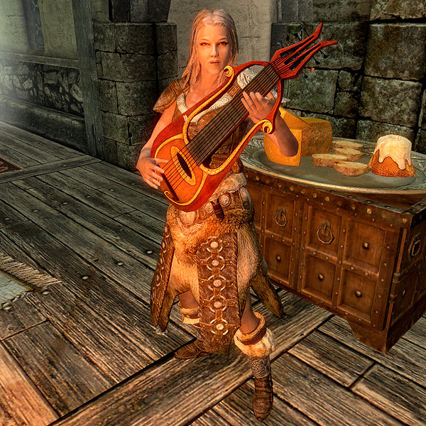 Hottest Woman that can be married in Skyrim  | Page 3