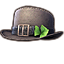 ON-icon-hat-Camlorn Top Hat with Shamrock.png