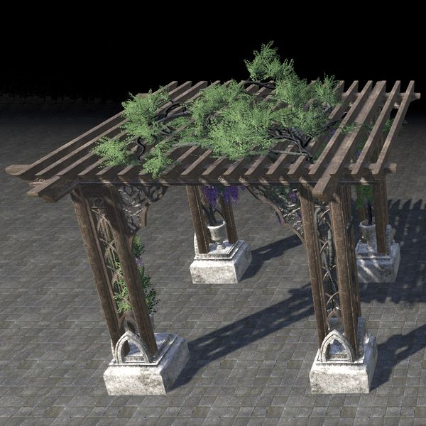 File:ON-item-furnishing-Alinor Pergola, Purple Wisteria.jpg
