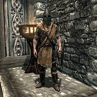 Skyrimguard Dialogue The Unofficial Elder Scrolls Pages Uesp
