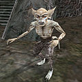 A Scamp in Morrowind