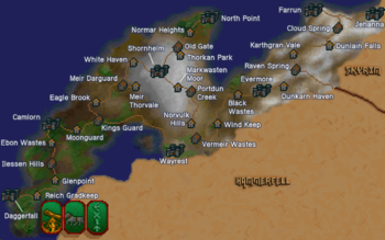 Arena High Rock The Unofficial Elder Scrolls Pages UESP