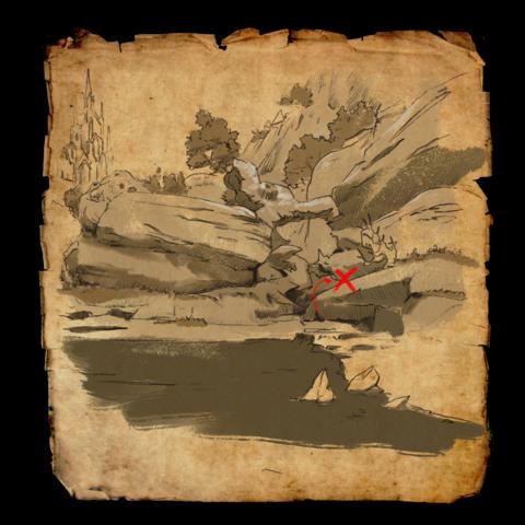 Online:Summerset CE Treasure Map III - The Unofficial Elder Scrolls ...