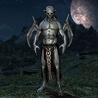 Skyrim vampire lord powers