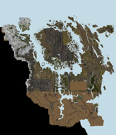 Tes3Mod:Tamriel Rebuilt/Maps - The Unofficial Elder Scrolls Pages (UESP)