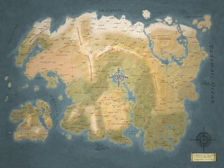 UESPWiki:News/Win a Map of Tamriel Poster for Christmas - The ...