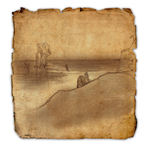 Online:Betnikh Treasure Map I - The Unofficial Elder Scrolls Pages ...