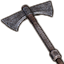 ON-icon-weapon-Orichalc Battle Axe-Argonian.png