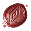 ON-icon-style material-Red Diamond Seal.png