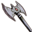 ON-icon-weapon-Orichalc Battle Axe-Breton.png