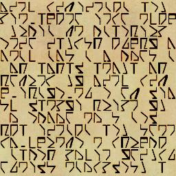 Lore Elven Alphabets The Unofficial Elder Scrolls Pages Uesp