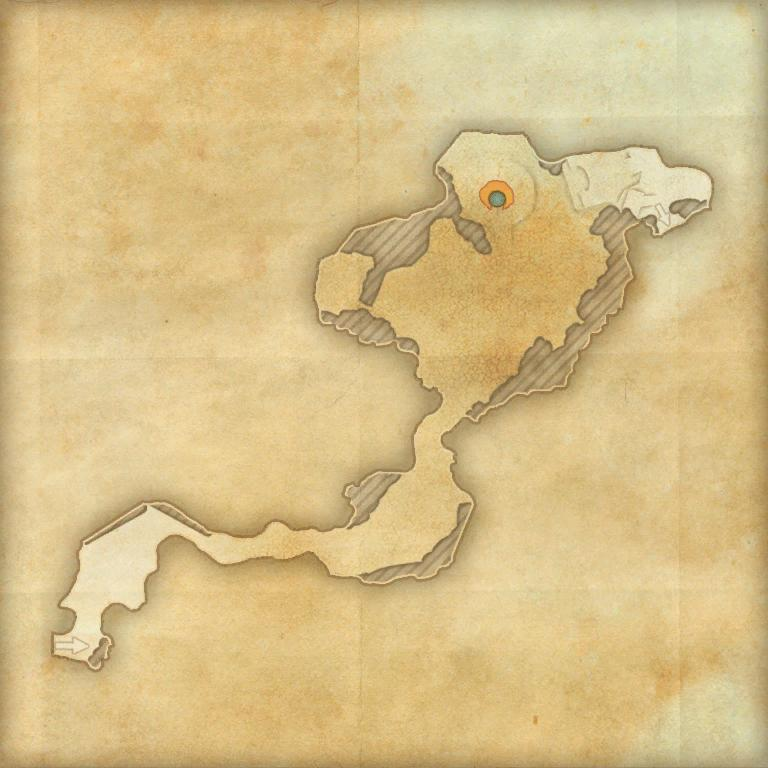 Map of Blackheart Haven