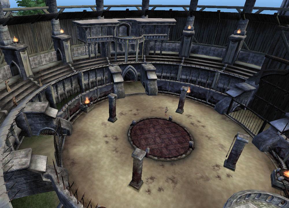 oblivion arena