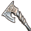 ON-icon-weapon-Axe-Greymoor Lycanthrope.png