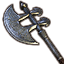 ON-icon-weapon-Ebony Axe-Khajiit.png