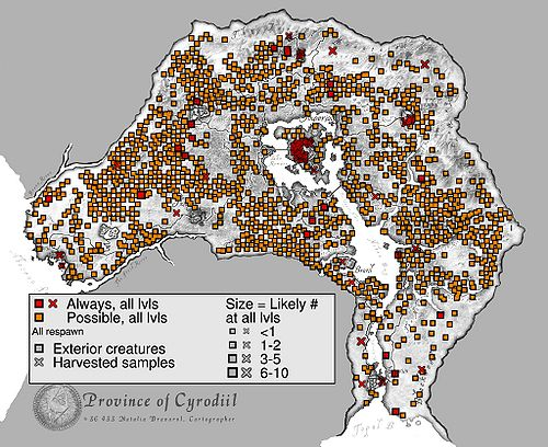 Oblivion:Venison - The Unofficial Elder Scrolls Pages (UESP) on oblivion film location, oblivion houses, oblivion menu, pilgrimage oblivion elder scrolls wayshrine location, oblivion map size, oblivion pilgrimage wayshrines map, oblivion cyrodiil map,