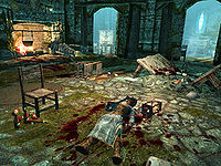 Skyrim:Frostflow Abyss (quest) - The Unofficial Elder Scrolls Pages