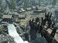 Skyrim:Dragon Bridge - The Unofficial Elder Scrolls Pages (UESP) on
