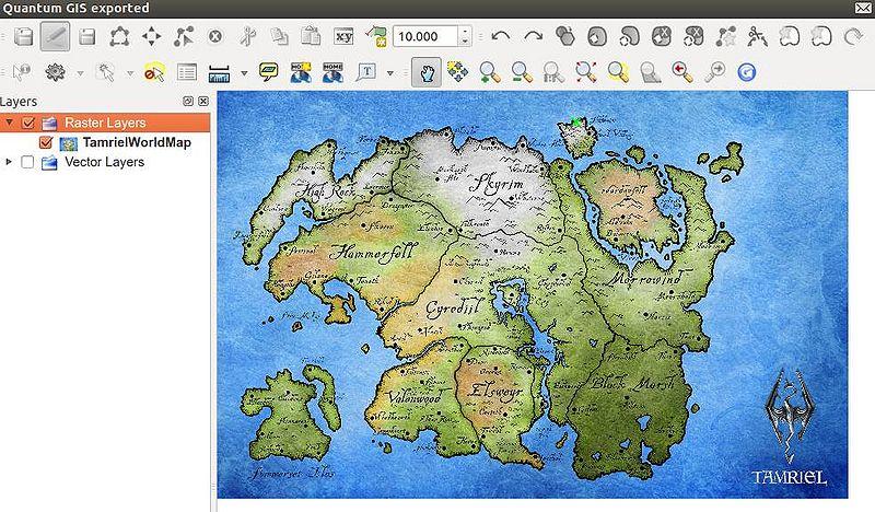 User:Daric Gaersmith/Cartography - The Unofficial Elder Scrolls ...