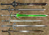 Morrowind:Base Weapons - The Unofficial Elder Scrolls Pages