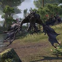 Online:Giant Bat - The Unofficial Elder Scrolls Pages (UESP)