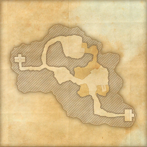 A map of Wavering Veil