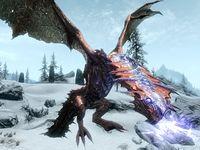 Skyrimdragon The Unofficial Elder Scrolls Pages Uesp