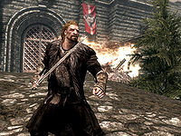 Skyrim:Ulfric Stormcloak - The Unofficial Elder Scrolls
